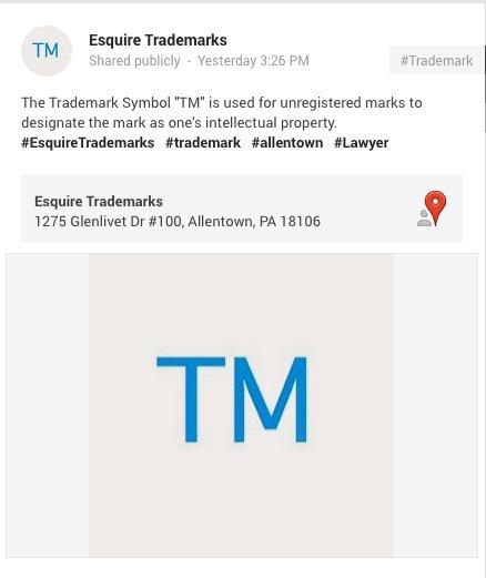 Trademark Attorney Post