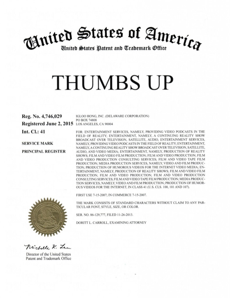 Trademark Granted for MUNKO. Riddle Patent Law, Scranton, PA, King of Prussia, PA, Los Angeles, CA.
