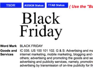 BLACK FRIDAY Trademark Registration